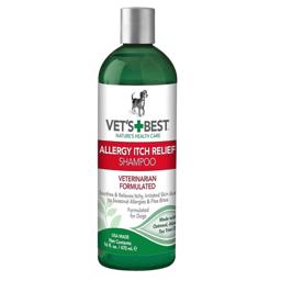 Vets Best Allergy Itch Relief Shampoo 470ml