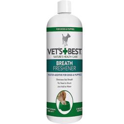 Vets Best Dental Breath Freshener Frisk Ånde Til Hunden