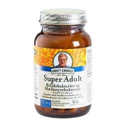 Super Adult Udos Choice mælkesyretabletter